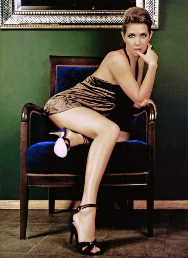 Екатерина Климова взбудоражила фолловеров снимком в нижнем белье и с татуировкой на интимном месте