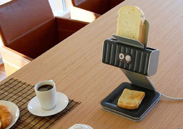 Тостер с лучшими качествами принтера