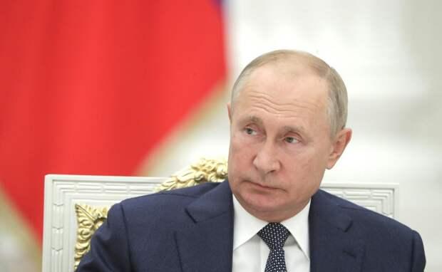 Путин встретится с руководством «Единой России»