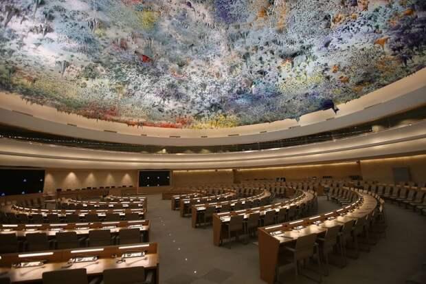 Почему Россия вне Совета ООН по правам человека