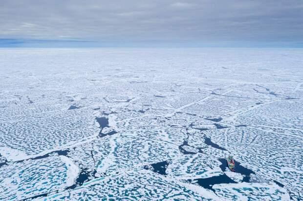 Потепление вАрктике ведёт кнеожиданным последствиям для России, Европы иСеверной Америки