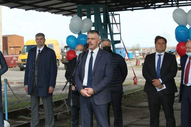 В Петрозаводске спустили на воду буксир ледового класса «Помор»