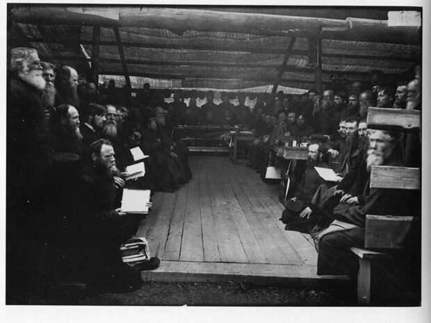 Съезд старообрядцев в Нижнем Новгороде. История в фотографиях, россия