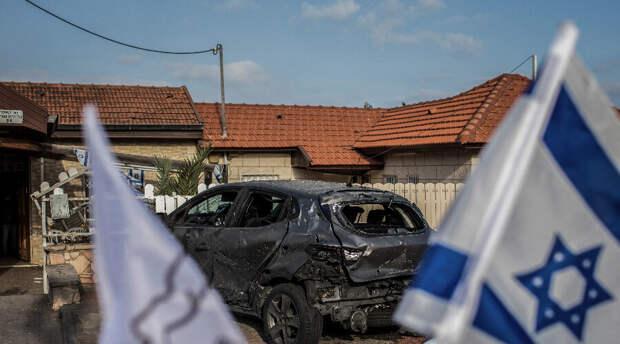 Генерал израильской армии открыл миру глаза на происходящее в Ашкелоне