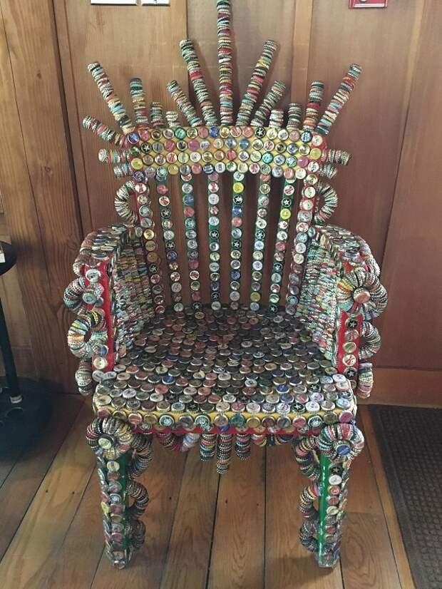 Железный трон бати