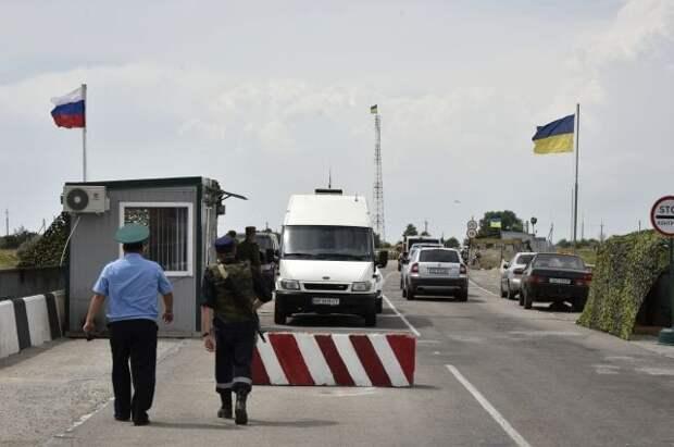 ФСБ: Украина почти перестала строить «стену» на границе с РФ