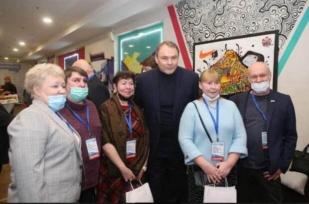 Депутат ГД Петр Толстой: «Если жители ЮВАО меня поддержат, я буду участвовать в выборах»