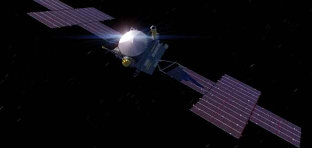 NASA приступило кфинальной сборке межпланетной станции «Психея»