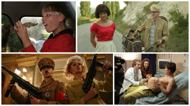 Самые провальные фильмы отечественного кинематографа интересное, кино, худшие фильмы