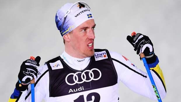 Шведский лыжник Халварссон рассказал, как отморозил половой орган во время гонки