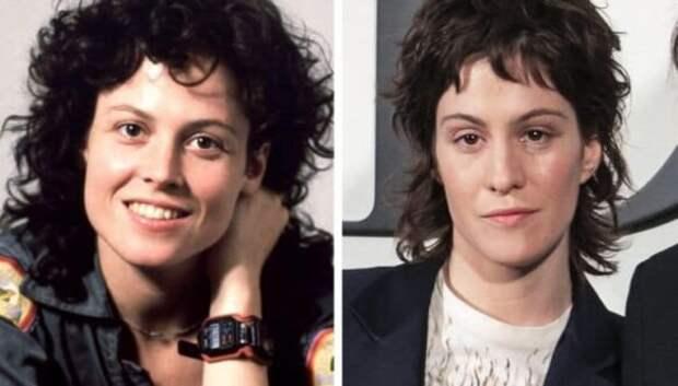 20 фото голливудских звезд и их детей в одном и том же возрасте