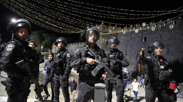 В США призвали положить конец столкновениям в Восточном Иерусалиме
