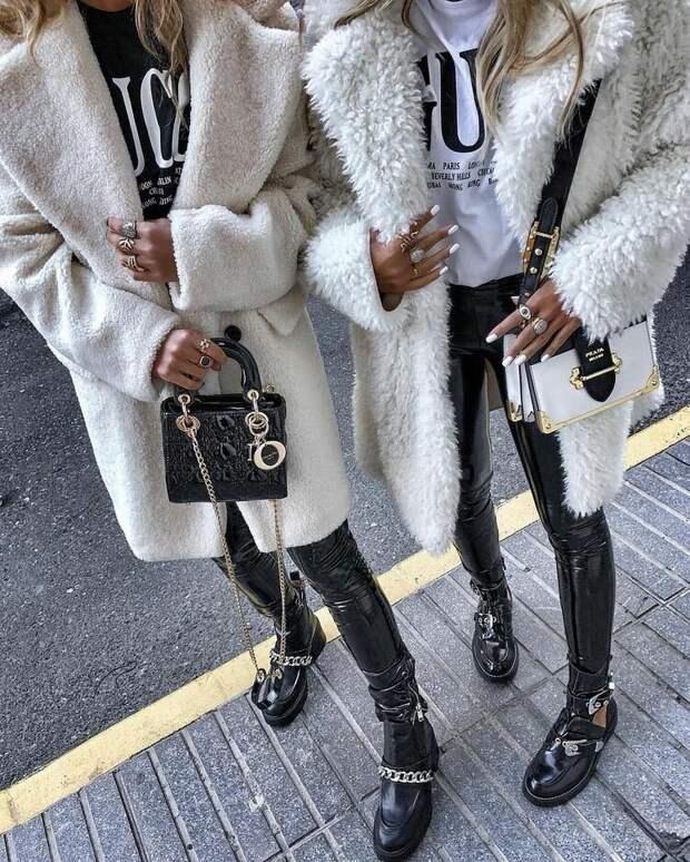 Как носить латекс и выглядеть стильно?