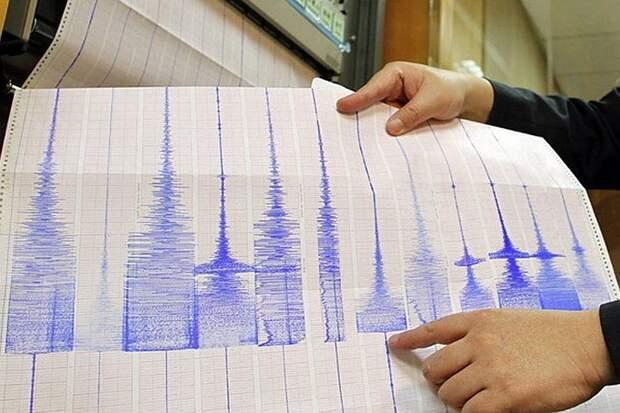 У берегов Индонезии произошло землетрясение магнитудой 6,0
