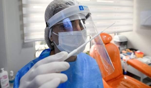 Штаб: За сутки в РФ подтвердили 9 тыс. 328 случаев коронавирусной инфекции, в Москве - 3 тыс. 573