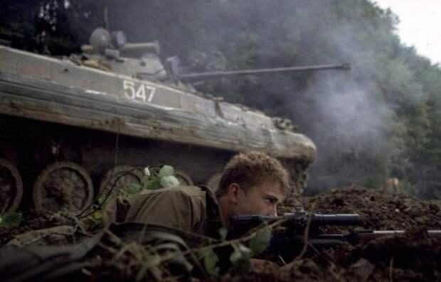 Лица войны (13 фото)