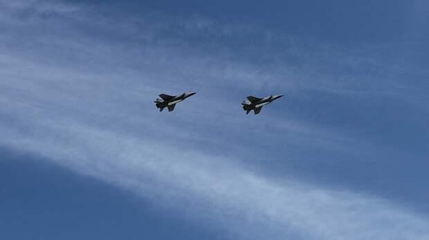 Forbes заявил о неготовности ВВС США к воздушному конфликту с Россией