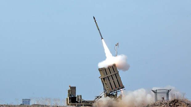 Полковник Хатылев назвал три главных достоинства израильской системы ПВО «Железный купол»