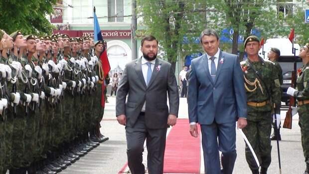 Ведущий Первого канала о будущем ДНР и ЛНР: «Донбасс — русская земля»