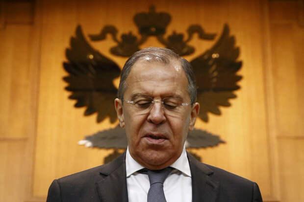О тупом и ещё тупее… ответе России