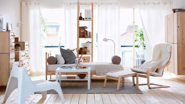 19 комнат с весенним настроением