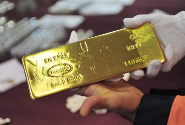 Экономист оценил мнение, что золото теряет инвестпривлекательность
