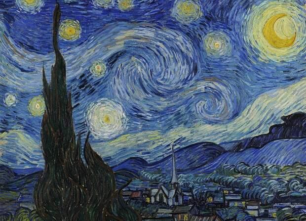 Тест: Знаете ли вы авторов шедевров зарубежной живописи?