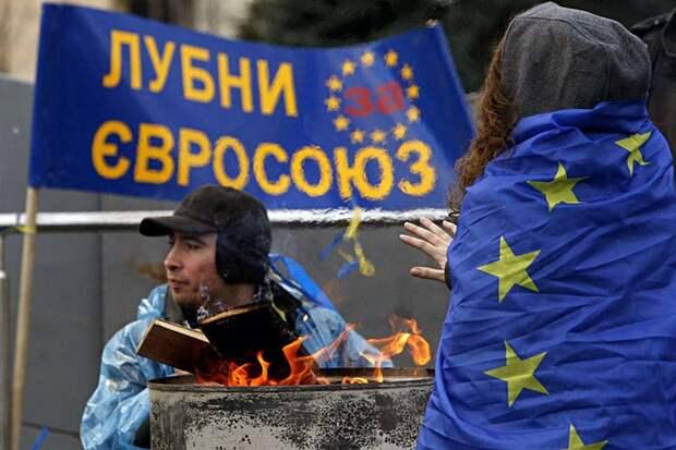 Между Украиной и ЕС разразился экономический скандал