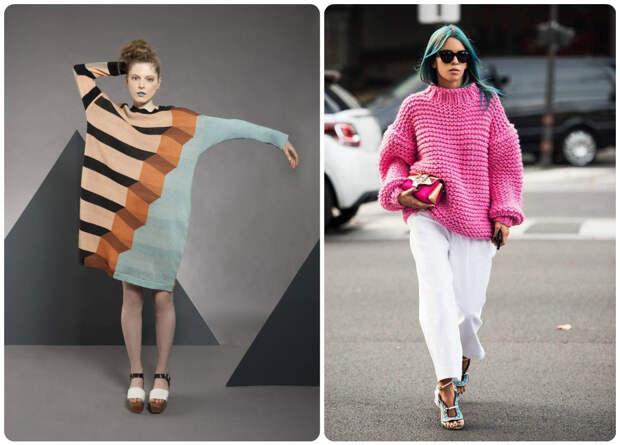 Секрет популярности стиля oversize у женщин разного возраста
