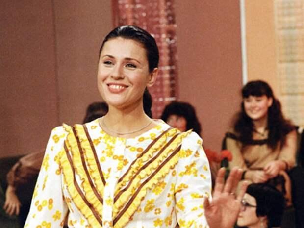 Легенда советской эстрады Валентина Толкунова | Фото: liveinternet.ru