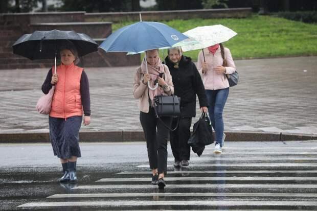 Непогода обрушилась на Нижегородскую область