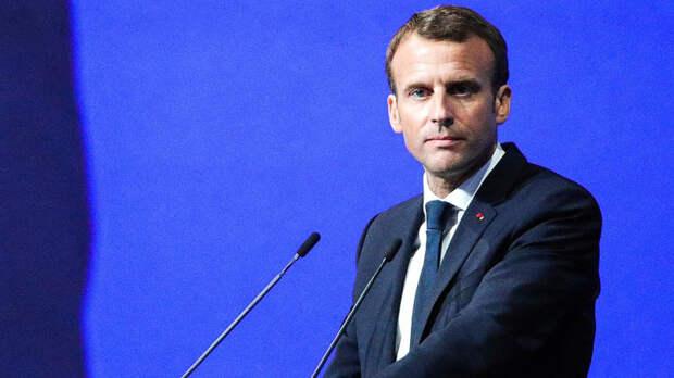 Отставные полицейские призвали Макрона обеспечить безопасность во Франции