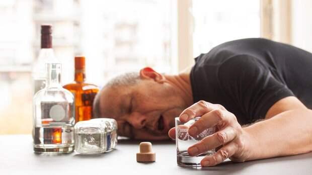 В России стали чаще умирать от алкоголя