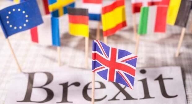 Brexit тормозит экономику Соединенного Королевства