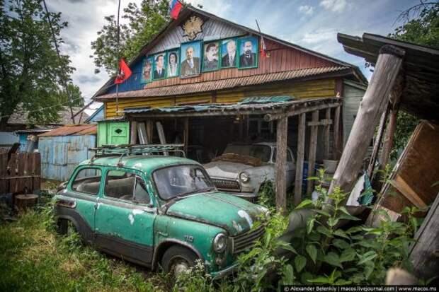 Почему за 20 лет в России исчезли 34 тысячи деревень.