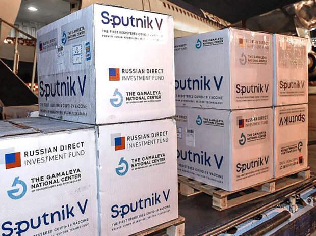 """В Словакии сделали заявление после скандала с вакциной """"Спутник V"""""""