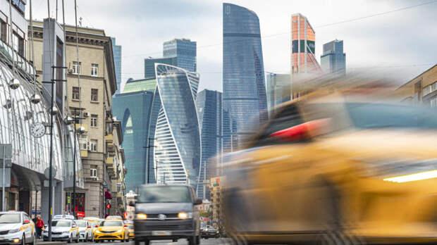 В Москве бизнесмен забыл в машине у таксиста 3 млн рублей