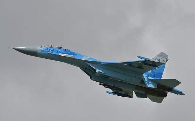 Российский самолет перехватил 2 разведчика США над Черным морем