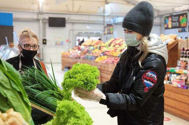 На фермерских ярмарках в СВАО позаботились о здоровье посетителей