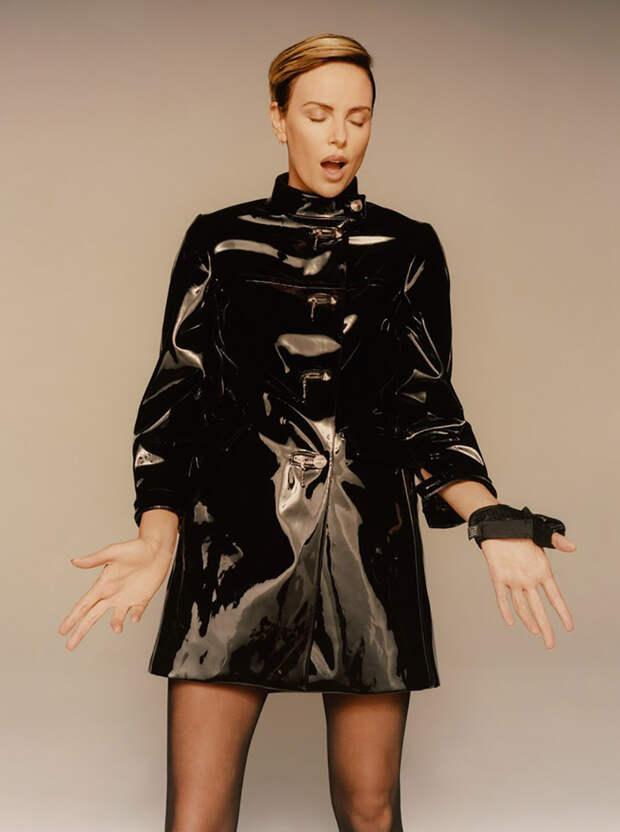 «Скандал»: Николь Кидман, Шарлиз Терон и Марго Робби для W Magazine