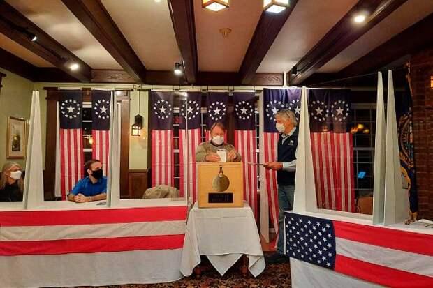 Фото: Karen Harrigan/XinHua/www.globallookpress.com