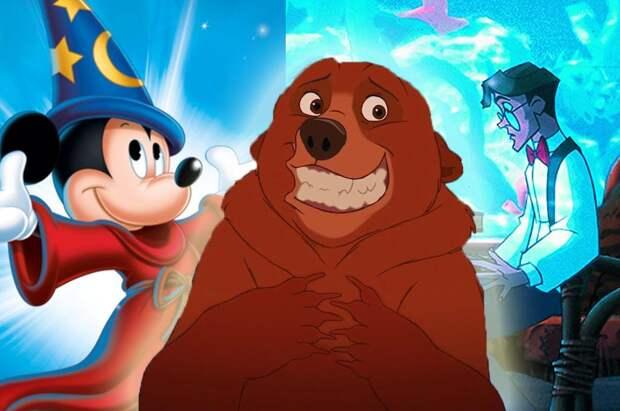 11 мультфильмов Disney, о которых мало кто помнит