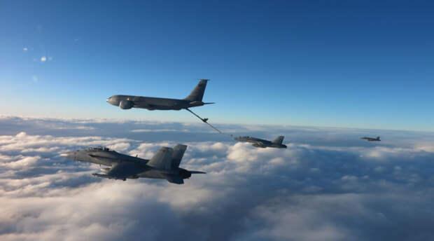 Американские ВВС ждут «большие проблемы» из-за российских ракет