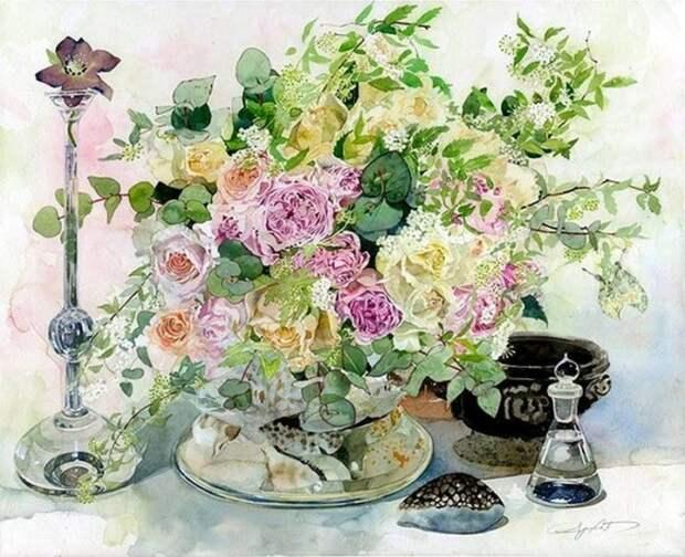 художник Аяко Тсуге (Ayako Tsuge) картины - 25