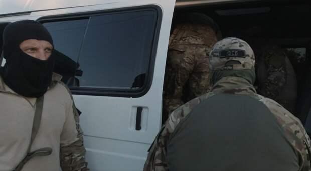 ФСБ задержала в Москве готовившего теракт парня