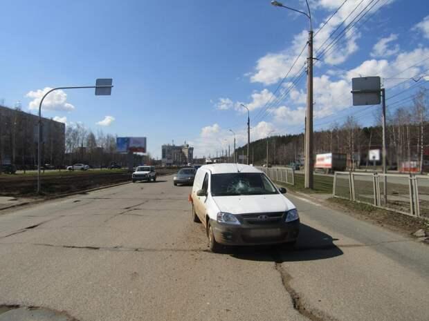 Два пешехода пострадали в авариях на «зебре» в Ижевске