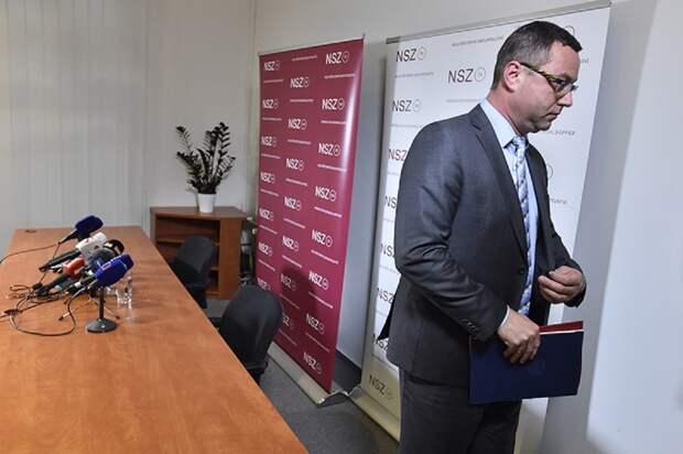 """В России предрекли цепную реакцию в Чехии, после первой """"слетевшей головы"""""""
