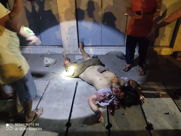 Протесты против военной хунты в Мьянме и их последствия