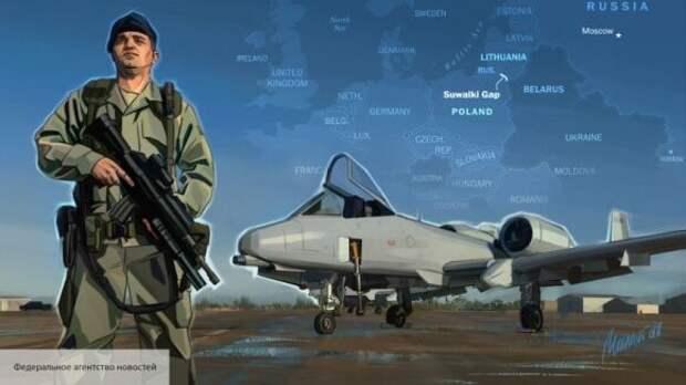 WE: Россия дважды за день унизила ВВС США