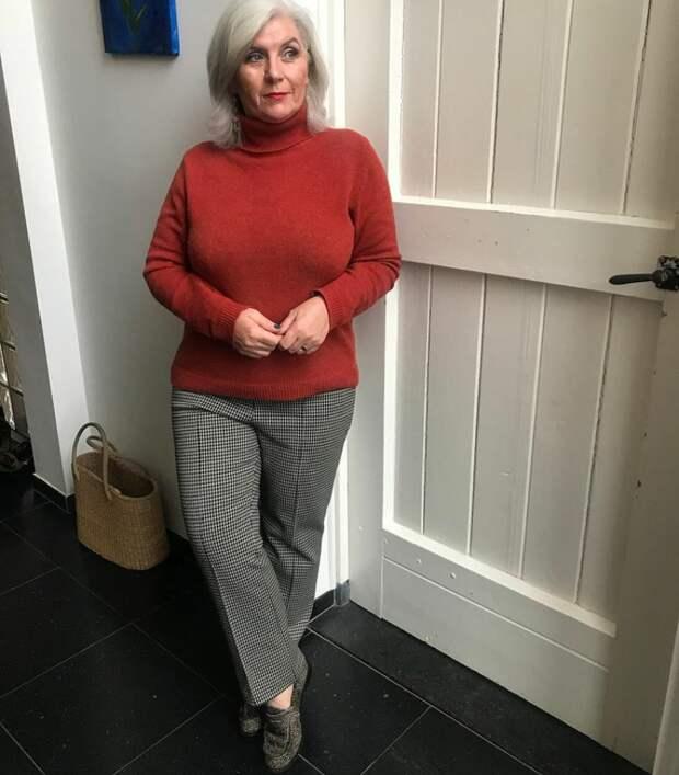 Какие брюки выбрать женщинам до и после 50-ти, чтобы выглядеть стильно и элегантно